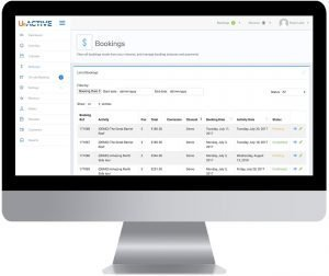 UrActive_Features_bookings_manager