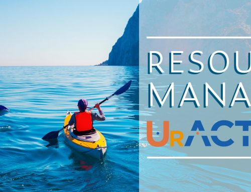 Keep track of your business with the new resource manager!