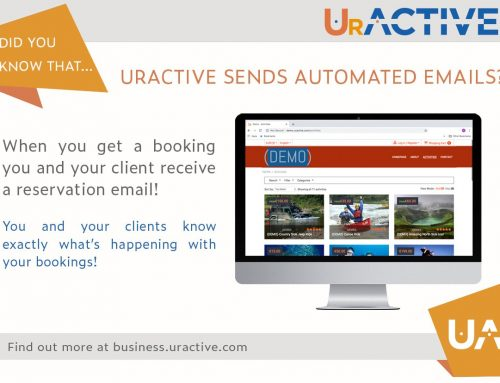 Did you know that uractive sends automated emails to you and your clients?
